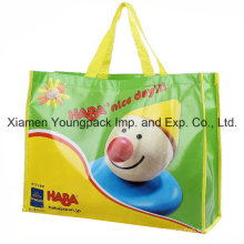 Advertising Large Landscape PP Non-Woven Laminated Shopping Bag