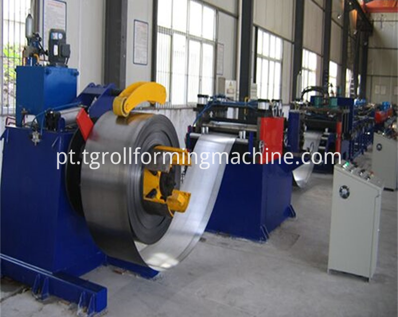 Strut Framing Channel Cable Tray Machine