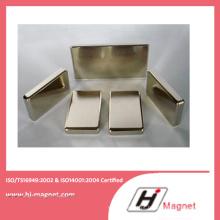 Ímã de bloco de neodímio de alta qualidade com ISO9001 Ts16949