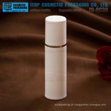 ZB-QC30 30ml hot-venda promocional preço agradável olhando pp em massa plástica de embalagens de cosméticos impressão