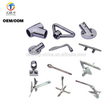 servicio de mecanizado de fundición / CNC de precisión a medida OEM de fábrica