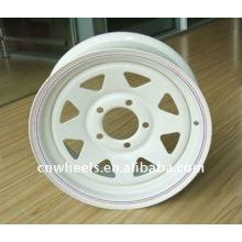 Колесные диски для прицепа с различной поверхностью 15X5,15X6