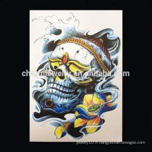 OEM Wholesale Custom Cartoon Body Tattoos dessin animé tatouage modèles Tatoo bras hommes W-1014