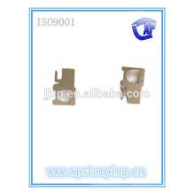 Accessoires électriques pour plaques d'étain, pièces d'estampage de métal
