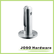 304SUS Glass Fence Spigot Includes Dress Ring, Thread and Nut