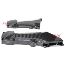 Couvertures de ceinture de la fibre de carbone de moto (D7503) pour Ducati 600 / 750ss