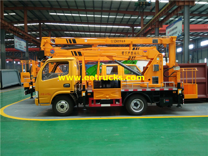 13.5m Aerial Working Trucks