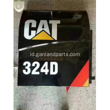 CAT Caterpillar 324D Engine Compartment Doors