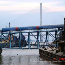 Anti-Rain Port Port Handling Bandförderer