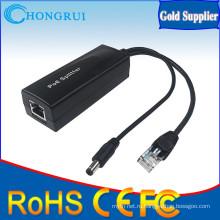100 Мбит / с стандарт IEEE 802.3 AF Стандарт 5 В / 12 В / 24 В Регулируемая Выходная мощность PoE-сплиттер