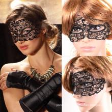 Masque sexuel halloween de haute qualité en dentelle