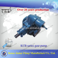 Bomba de engrenagem rotativa - bomba de engrenagem da série KCB / bomba de óleo / bomba de lubrificação
