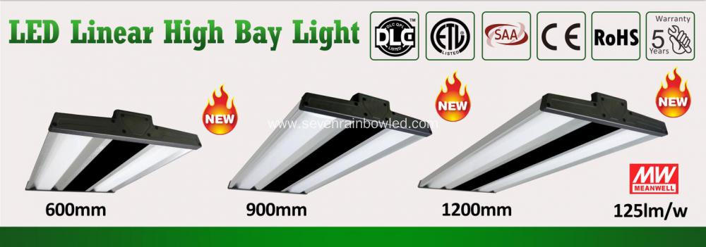 200 watt LED WAREHOUSE HIGH BAYS