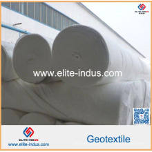 Tela de geotextil de poliéster de alta calidad para drenaje de carreteras