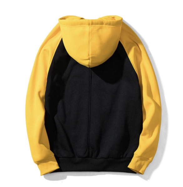 Multi-color Pullover Hoodies And Sweatshirts