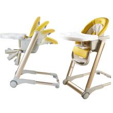 Новый дизайн стульчик для кормления складной детский стул