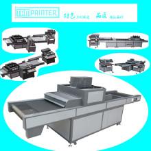 TM-UV1200L UV túnel secador para tinta UV impressora de tela