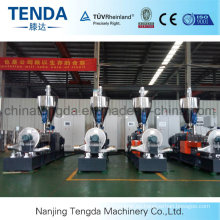 Ce&ISO Nanjing Tengda Double Plastic Sheet Extrusion Machine with High Output