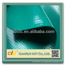 lona de PVC lona/pvc lona tela/pvc transparente