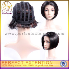 Websit High End volle Hand Braid 100 indische Remy Lace Front Perücke