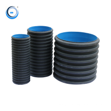 china conduit manufacture sale plastic hdpe sewer pipe with plumbing material
