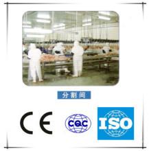 Linha de produção de máquinas de abate de frango