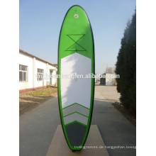 Aufblasbare Sup Stand up Paddle Board Surfbrett angepasst