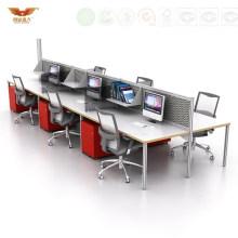 Small Stright Design Call Center Modular Furniture Workstation (HY-252)