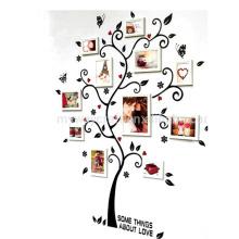 Qualidade Assegurada Barato Novos Presentes Decoração Da Parede Atacadista Vinil Decorativo Decalques Adesivo de Parede Árvore