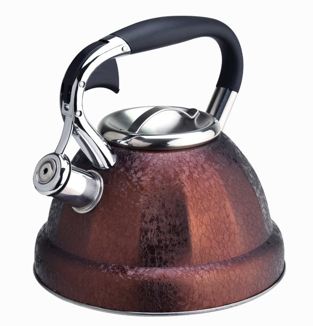 Whistle Spout Tea Pot 395