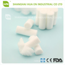 CE,ISO #2 dental disposable cotton roll