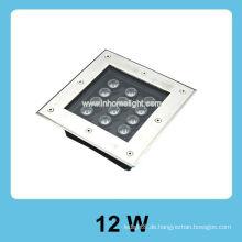 Quadrat 12W High Power LED U-Licht