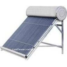 300L kompakte Hochdruck-Heatpipe & Wärmetauscher Solarwarmwasserbereiter mit SOLAR KEYMARK & SRCC