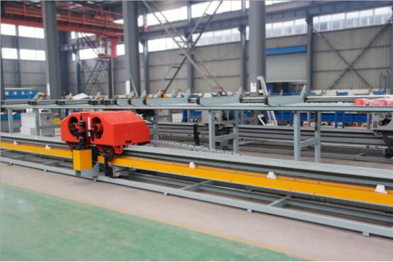 CNC Steel Bending Center