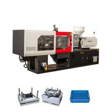 150Ton volle automatische Plastikvorformteil-Formmaschine benutzt für die Herstellung des Staubbehälters, Rahmen