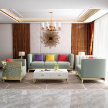 Sofagarnituren aus Leder Wohnmöbel