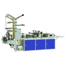 Sellado caliente y bolso caliente del corte que hace el bolso de la máquina que forma la máquina