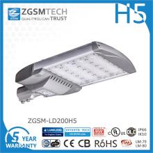 Luz de calle de 200W LED con chips de Philips con precio barato