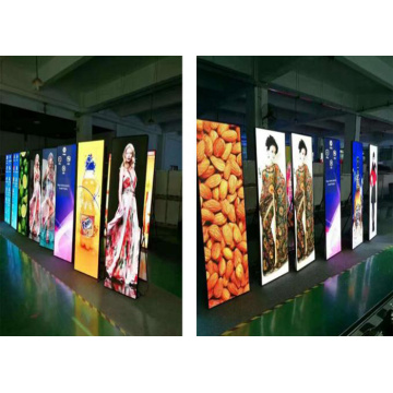 WiFi USB 4G function support poster LED display