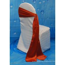 Heißer Verkaufs-Satin-Schärpe-Band für Stuhl-Abdeckung