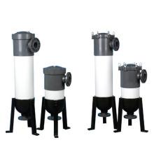 Carcasas de filtro de bolsa de PVC