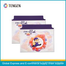 Hochwertiger Express-Dokumentumschlag mit Peel- und Seal-Verschluss