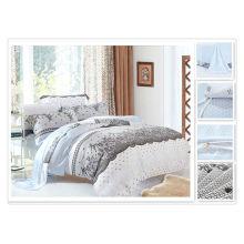 40 * 40s 133 * 72 impresión reactiva Purebest tencel 2013 más nuevo conjunto de ropa de cama