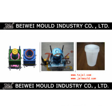 Injection 20L Plastic Paint Bucket Mold