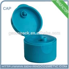 Heißer Verkauf Reiniger Essenz 24mm Plastikschraubenkappe für Flasche