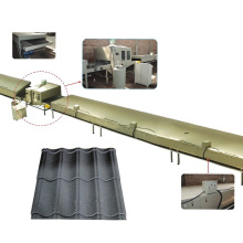Stone-coated Metal Roof Tile Making Machines China Making Machinery