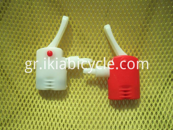 Light Pump Plastic Nozzle