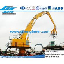 15-20 Meter Scrap Loading Crane