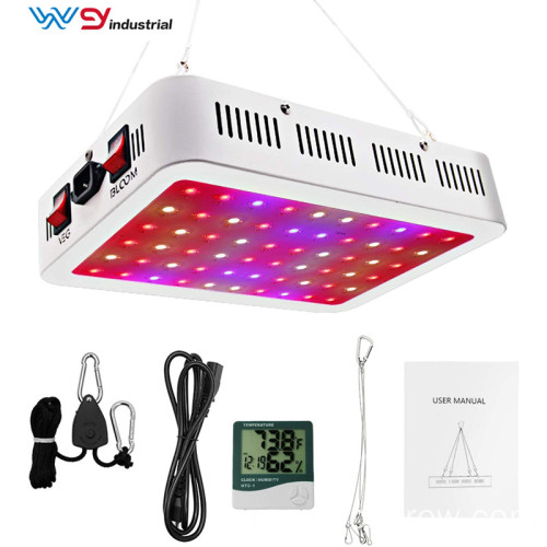 600W LED Grow Light Plant Tumbuh Lampu Veg / Bunga