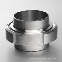 3A Dn Bpe Sanitary Welded Stainless Steel Pipe Fittings Food Grade